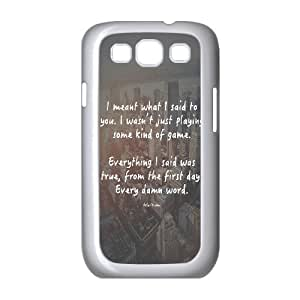 TV shows Lie to me posters art PC Hard Plastic phone Case Cover For Samsung Galaxy S3 JWH9130685