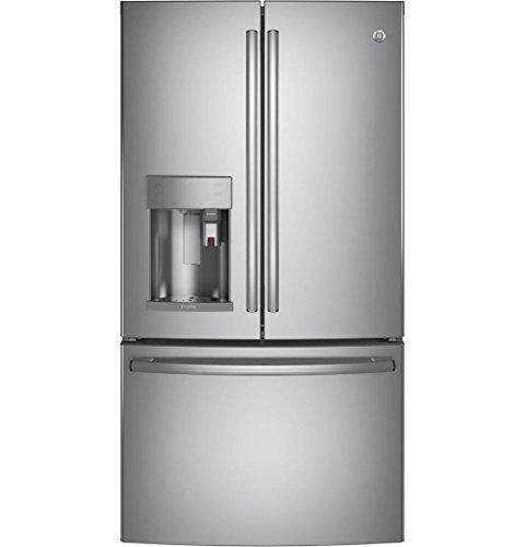 GE PYE22PSKSS French-Door Refrigerator