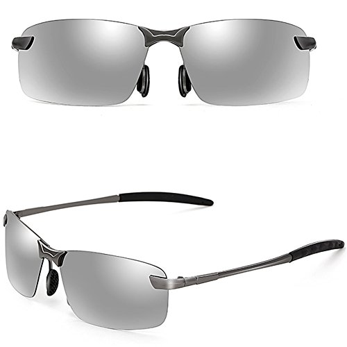Gafas 3 de Sol Sol polarizador Espejo TD Gafas Hombre de Piloto DT Estilo Nuevo 3 twO0q8tCx