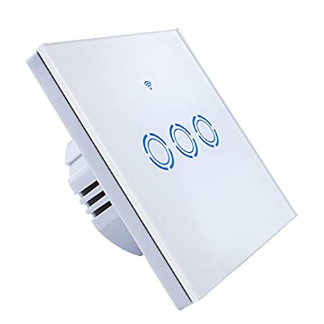 3gang : New Eruiklink eWelink APP WiFi Remote Smart Switch EU Type 1