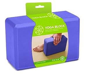 Gaiam Block Purple / Bloc De Yoga Peuple