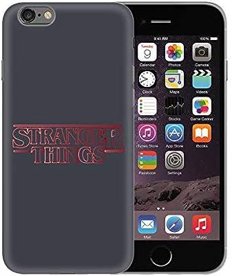Stranger Things TV Series Poster Logo_BEN1080 Protective Phone ...