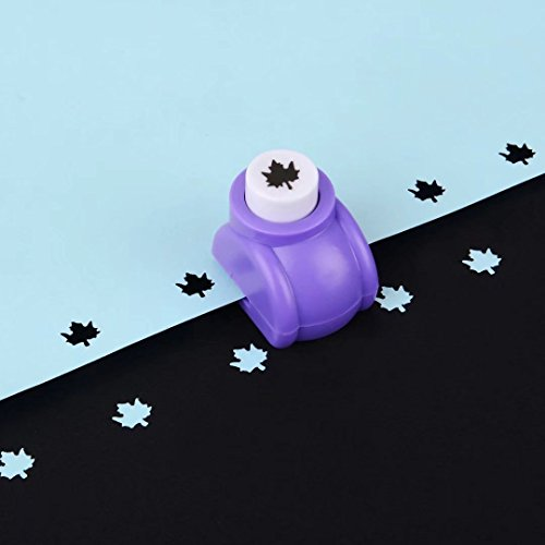 Mini Hole Punch Paper Punch by BeGrit Craft Punch Set with Heart Butterfly Flower Shapes for DIY Christmas Festival Cards Making 15 Pieces 1 Inch