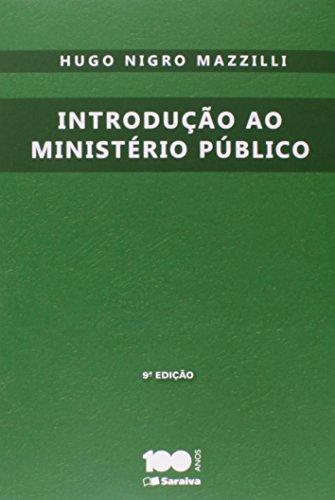 Introdução ao Ministério Público