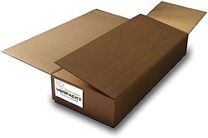 Imballaggi per Spedizione e Trasloco Scatola di Cartone Doppia Onda Scatoloni 29x29x20 cm 10 Pezzi IMBALLAGGI 2000