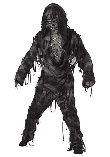 Big Boys' Living Dead Zombie Costume - S -