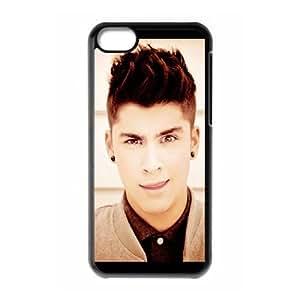 iPhone 5c Cell Phone Case Black 1D Zayn Malik S0391526