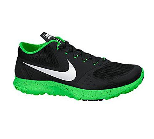 Nike Fs Lite Trainer Ii - - Hombre Negro / Verde