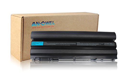 Angwel Replacement battery for Dell Latitude E5420 E5430 E5520 E6420 E6430 E6520 E6530 Series T54FJ-- 9cell 1 Year Warranty