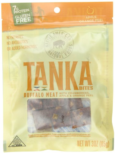 Tanka-Buffalo-Meat-Bites-with-Cranberry-3-Ounce-Pack-of-6