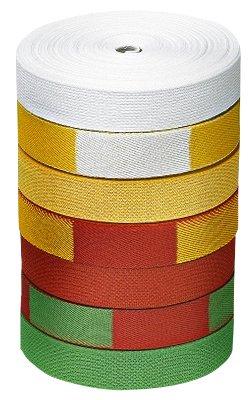 Rodillo de cinturón, verde, 50 blanco