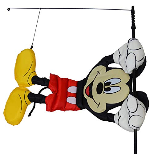 WindNSun WindSical Outdoor Animated Decor, Mickey Mouse -