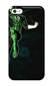 Hot Green Lantern Tpu Case Cover Compatible With Iphone 5/5s 8649982K24801733