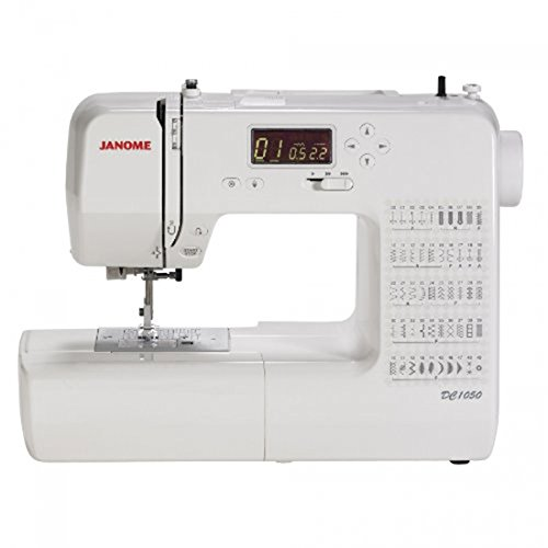 janome-dc1050-computerized-sewing-machine-with-1-4-inch-seam-foot-2ea-size-and-12-needle-pack