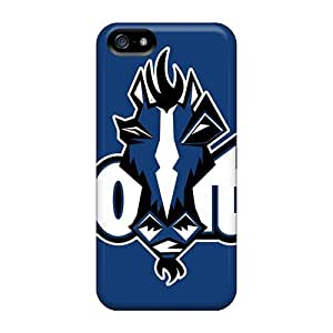 Protective Hard Phone Cases For Iphone 5/5s With Unique Design Vivid Indianapolis Colts Skin CharlesPoirier