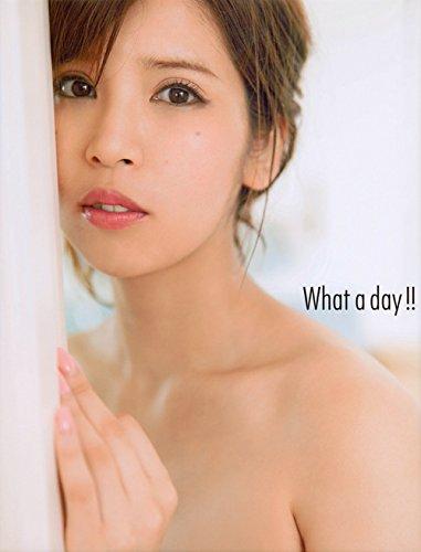坂口杏里改めANRI写真集『What a day !!』の商品画像
