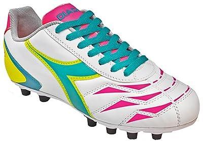 Diadora Women's Capitano Lt Md Pu Soccer Cleats