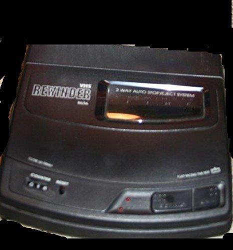 Slimline VHS Two-Way Rewinder