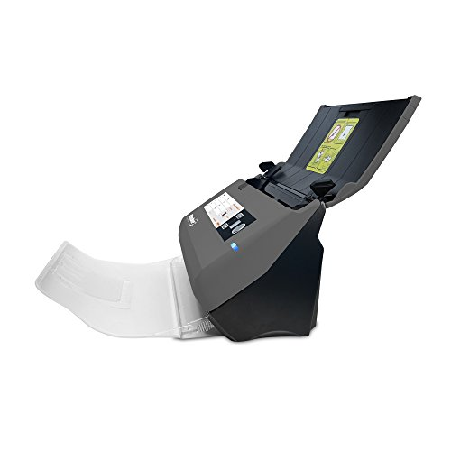 Ambir ImageScan Pro 830ix (DS830ix-NP) High-Speed Duplex Document and ID Scanner with Automatic Document Feeder and 30 Pages Per Minute Scanning (Upgraded with Nuance Power PDF Software) by Ambir (Image #1)