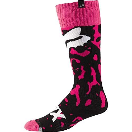 Fox Racing MX Cauz Women's MX Motorcycle Socks - Pink / One Size