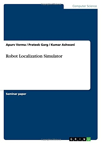 Robot Localization Simulator by GRIN Publishing
