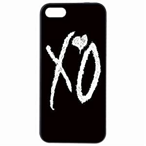 CSKFUFashion The Weeknd XO White Heart Plastic Hard Case Cover Back Skin Protector For phone iphone 6 5.5 plus iphone 6 5.5 plus 5G by Alexism