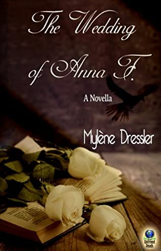 book cover of The Wedding of Anna F.