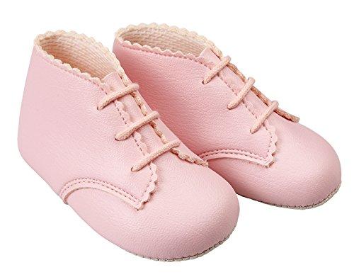 Earlydays Baypods - Zapatos primeros pasos para niña - rosa mate