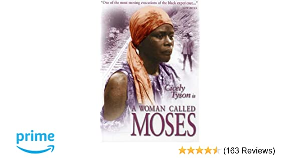 Amazon com: A Woman Called Moses: Jason Bernard, Clifford David