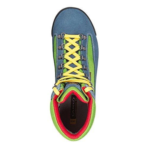 AKU M Slope GTX aniversario–Multicolor–EU 45/UK 10,5/US 11–Mens ligero impermeable GORE-TEX ® senderismo botas