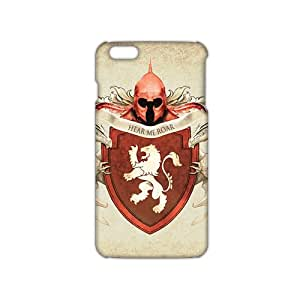 Wish-Store house lannister game of thrones movie (3D)Phone Case for iPhone 6