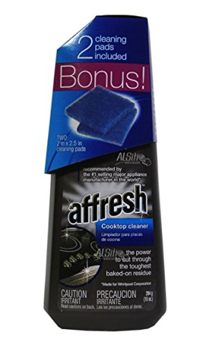 Affresh W10355051 Oz Cooktop Cleaner