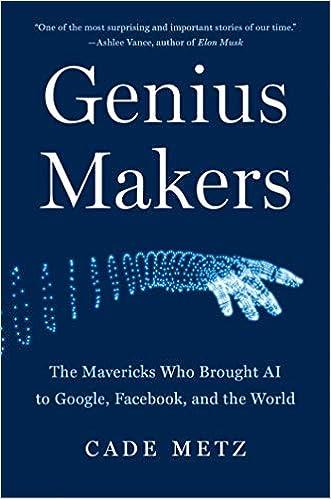Ny bok om Artifical Intelligence (AI) hos Google, Apple og Facebook