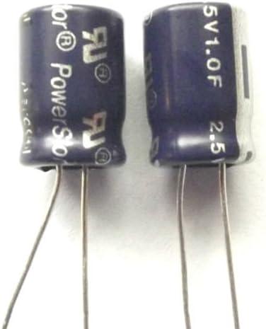 Cooper Bussman 1.0/F 2.5/V Supercap 1/Farad 1/F pu/ò essere utilizzato come memoria di sostegno in Xbox X2PCS