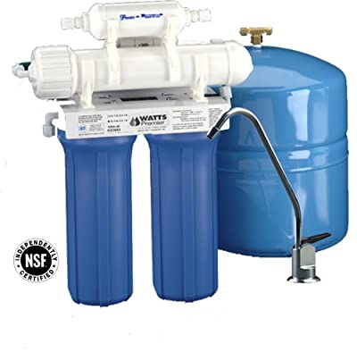 Watt RO-TFM-4SV-W50 Premier 4-Stage Reverse Osmosis System