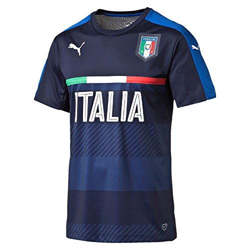 2016-2017 Italy Puma Training Jersey (Navy) (Italy Training Jersey)