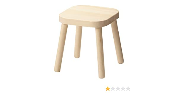 Bureau Ikea Flisat : Amazon ikea flisat children s stool wood kitchen dining
