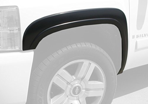 2013 Fender Trim - Monkey Autosports Factory/OE Style Fender Flares for 2007-2013 Chevrolet Silverado. Set of 4 (Short Bed (5'8