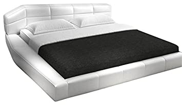 Superb Amazon Com Jm Furniture Dream Contemporary Eco Leather Bralicious Painted Fabric Chair Ideas Braliciousco