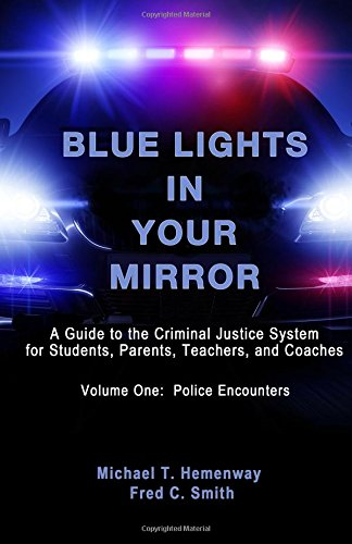 Read Online Blue Lights In Your Mirror ebook