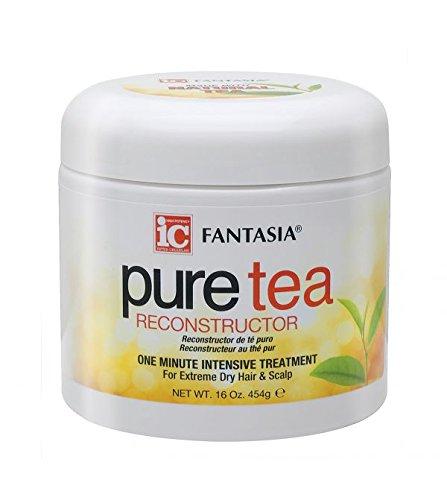 IC Fantasia Pure Tea Reconstructor Treatment 16 oz. (Pack of 2) (Ic Pure Fantasia Tea)