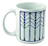 CoasterStone FLWMG18 Ennis House Windows Coffee Mug, Multicolor