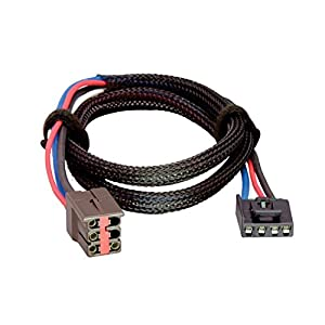 Tekonsha 3035-P Brake Control Wiring Adapter for Ford