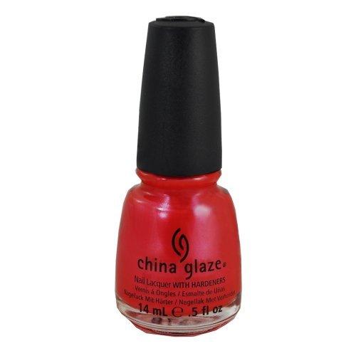 China Glaze Nail Polish Coral Star Color Lacquer 70346