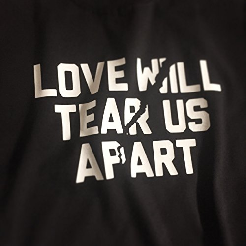 Apart Donna Love Nera da Shirt Outsider Will T Us Tear 4I8qwB