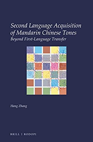 Second language acquisition of Mandarin Chinese tones : beyond first-language transfer