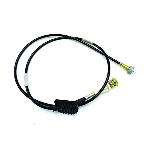 Powerwarauto Speedometer Cable Speedo Black For Nissan Big-M D21 Hardbody Navara 2 Doors 4 Doors Truck Pick-Up 1986 1987 1988 1989 1990 1991 1992 1993 1994 1995 1996