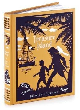 Treasure Island (Leatherbound Classics) by Robert Louis Stevenson (2012-05-04)