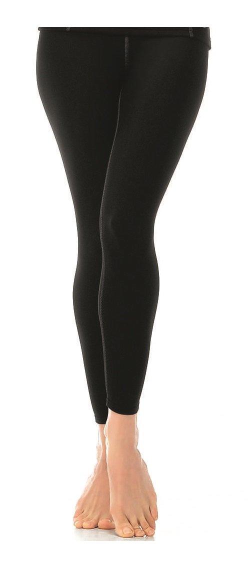 gWINNER ® Damen warme Funktionsunterwäsche / Thermo Skiunterwäsche - Lange Unterhose - SILVERPLUS® ANATOMY - Thermo LINE