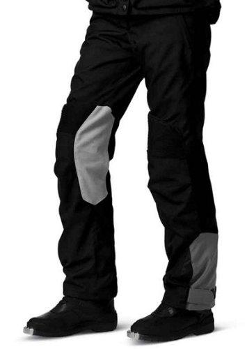 Bmw Motorcycle Pants - BMW Genuine Motorcycle Motorrad GS Dry pants, ladies' - Color: Black / Anthracite - Size: EU 42 US 12
